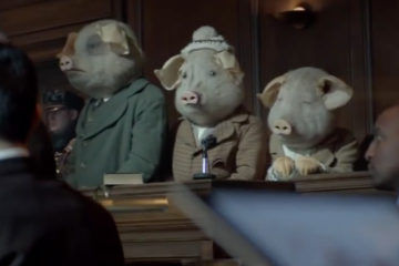 three little pigs the guardian