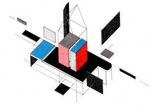 Bruna Canepa è una illustratrice brasiliana specializzata nell'illustrazione geometrica e architettonica. Il suo stile minimalista richiama i classici blueprint  destrutturalizzandoli nel loro contesto. Insieme a tre amici fonda il collettivo Suppaduppa.