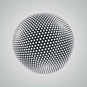 Ipnotico progetto di motion graphics completamente realizzato in 3d con Cinema 4d R13 da Ion Lucin con tema la perfezione e fluidità di una sfera.
