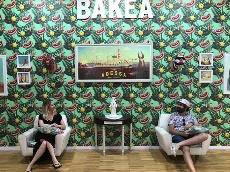 Bakea exposition