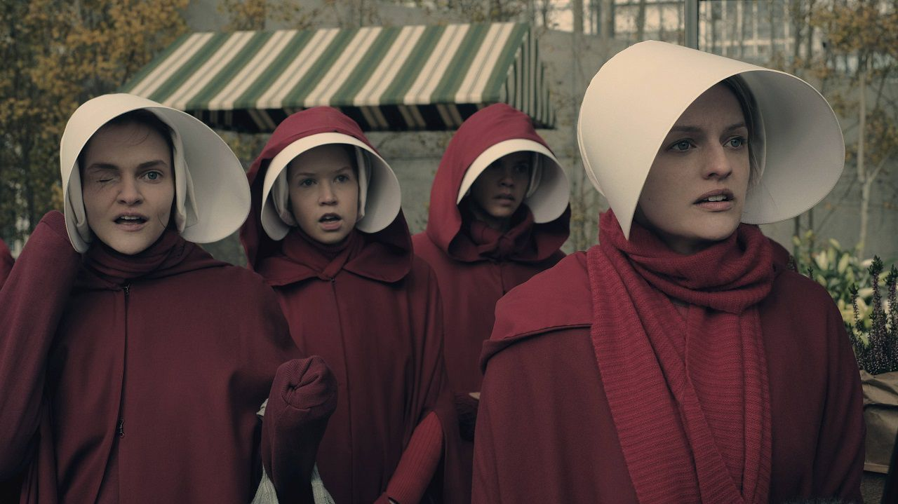 The Handmaid's Tale cast