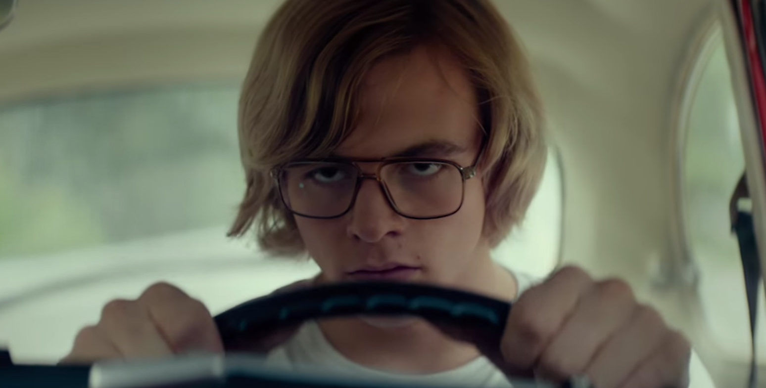 Ross Lynch as Jeffrey Dahmer My Friend Dahmer