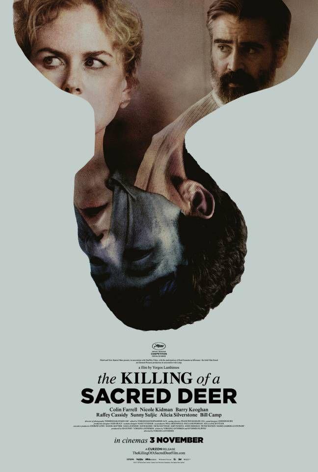 killing sacred deer poster