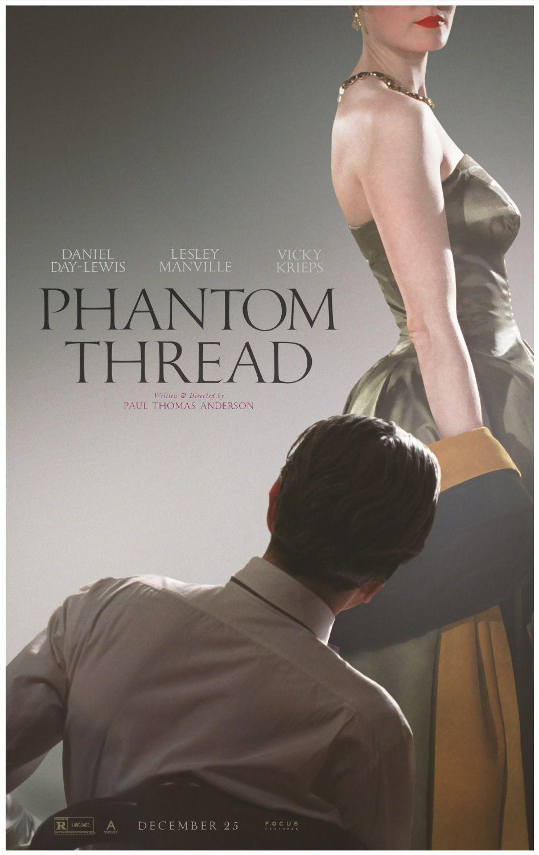 phantom thread poster by eclipse
