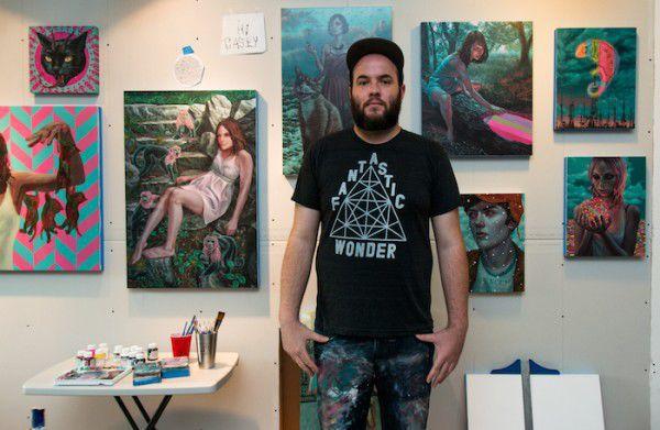Casey Weldon Studio