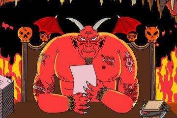 Dear Satan Anomaly