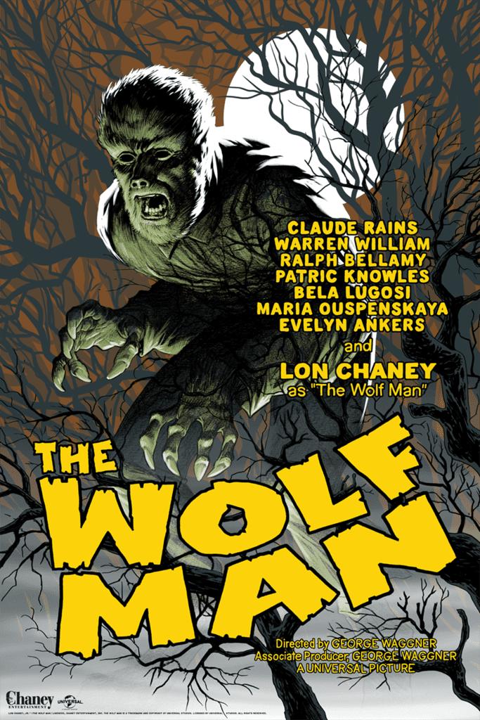 Wolf Man Mondo