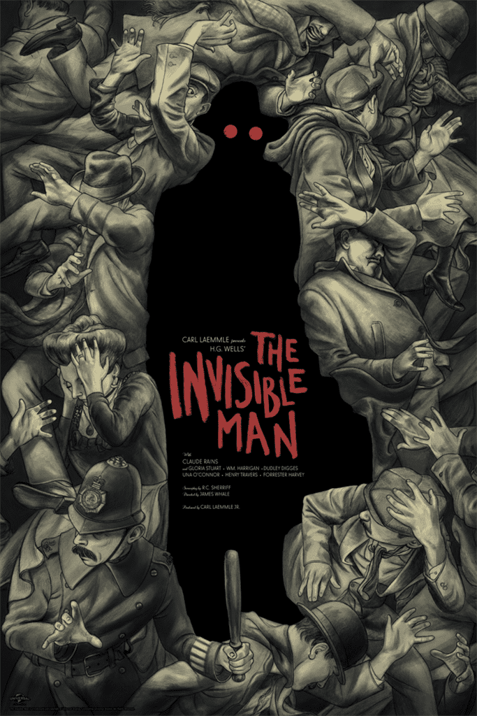 Invisible Man Mondo