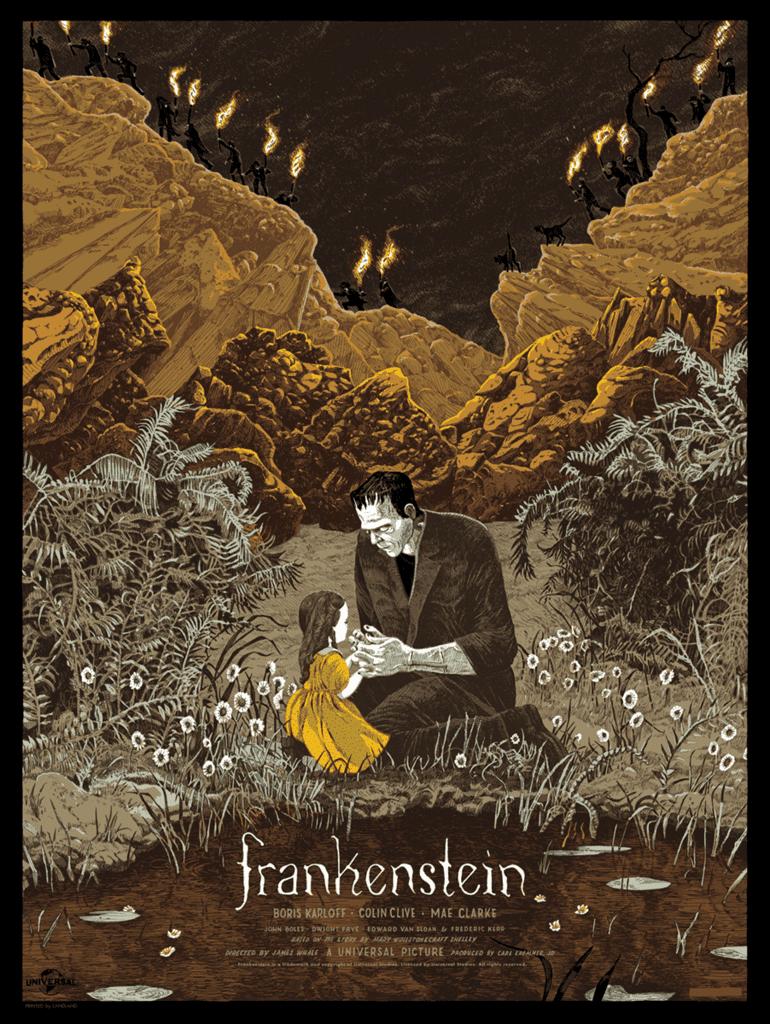 Frankenstein Mondo