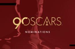 Oscars 2018 annuncio