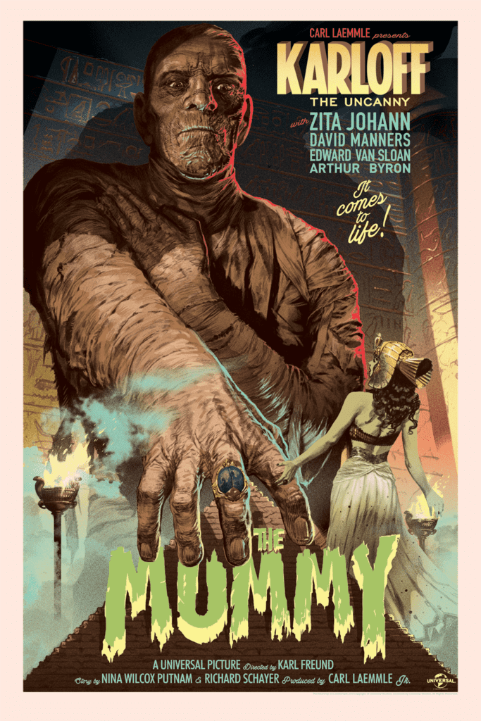 The Mummy Mondo