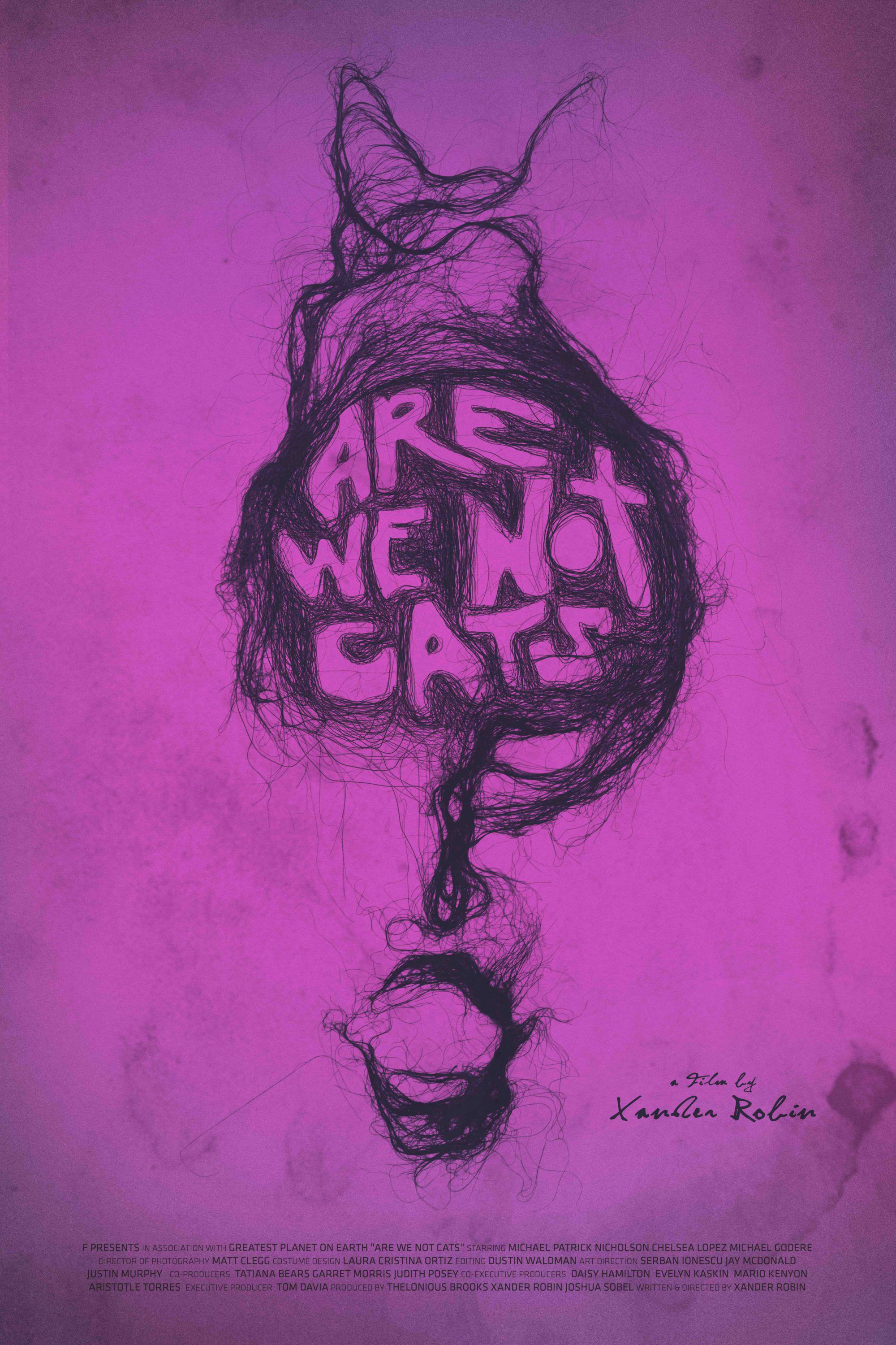 are-we-not-cats-poster