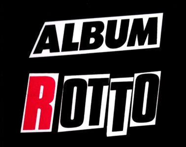 Album Rotto - header