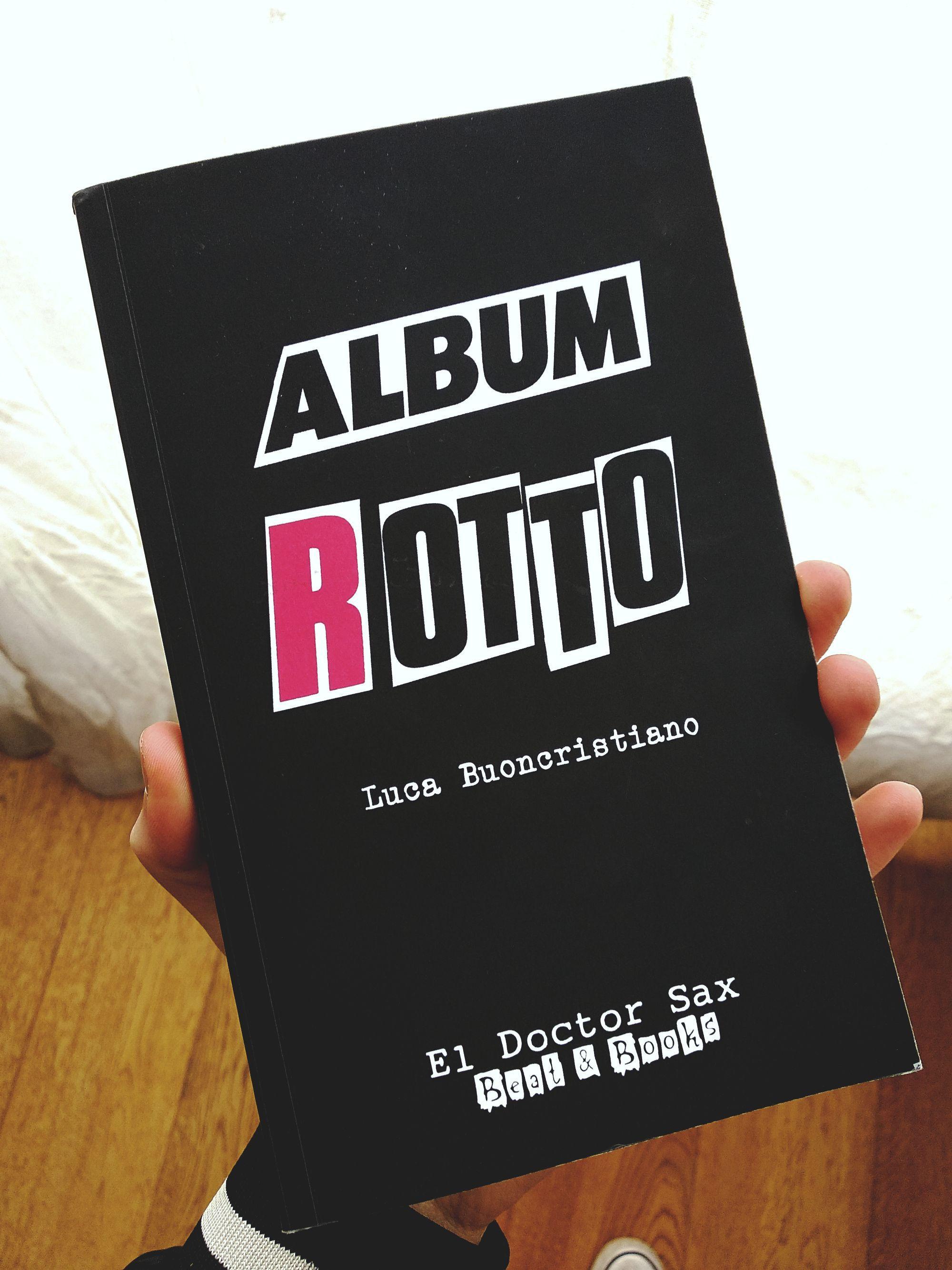 Album Rotto - text